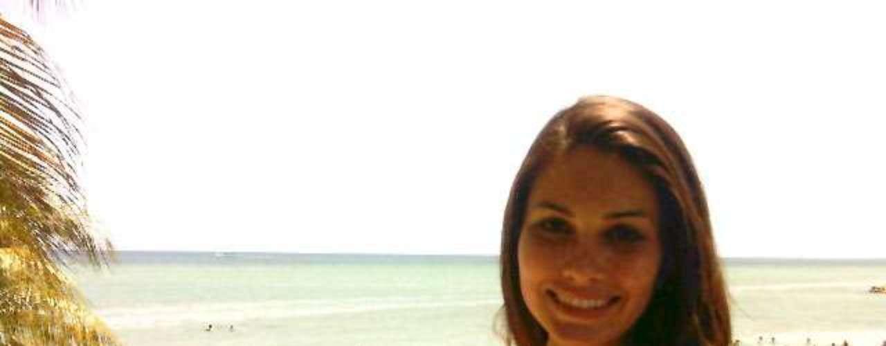 María Gabriela nació en la localidad de Valencia, pero de pequeña se mudó a Guárico.