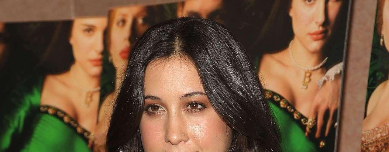 Rubias o morenas, Mayer le gustan todas y una de sus primeras novias famosas fue Vanessa Carlton en 2002.