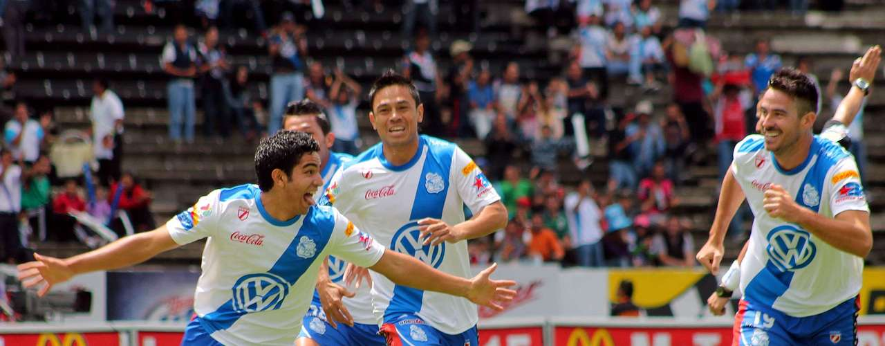 Diego de Buen gave Puebla its first win of the season last week; his shot will keep Michel nervous in the match.