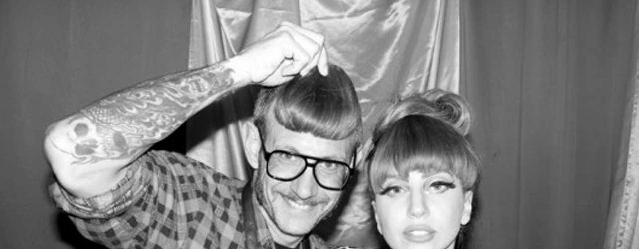 Además de Gaga, Rihanna, Lindsay Lohan y otras estrellas femeninas son parte de las musas de Terry.