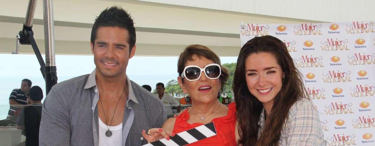 Las playas de Huatulco servirán como locaciones para la historia protagonizada por Ariadne Díaz y José Ron.