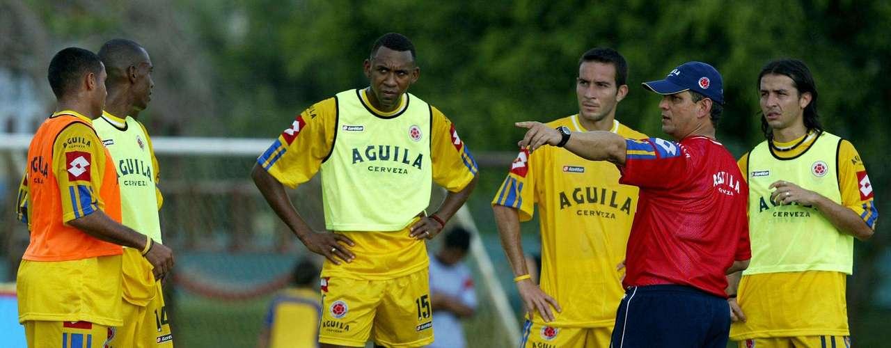 Rueda formó una selección que siempre puso alma, vida y corazón en los diferente juegos de las eliminatorias rumbo a Alemania 2006, pero en la última fecha dependió de resultados de otros equipos,