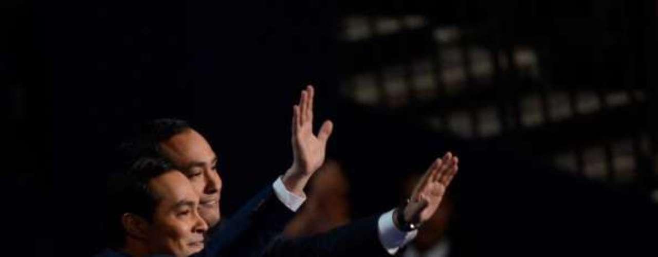 El discurso de Julián Castro era una de las \