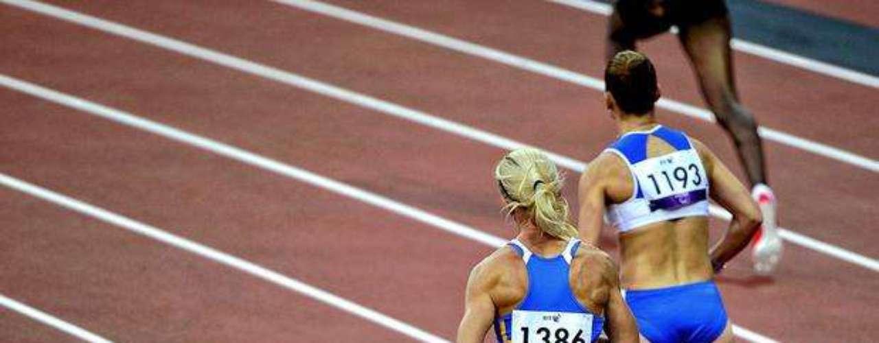 El Estadio Olímpico también recibió las pruebas femeninas.