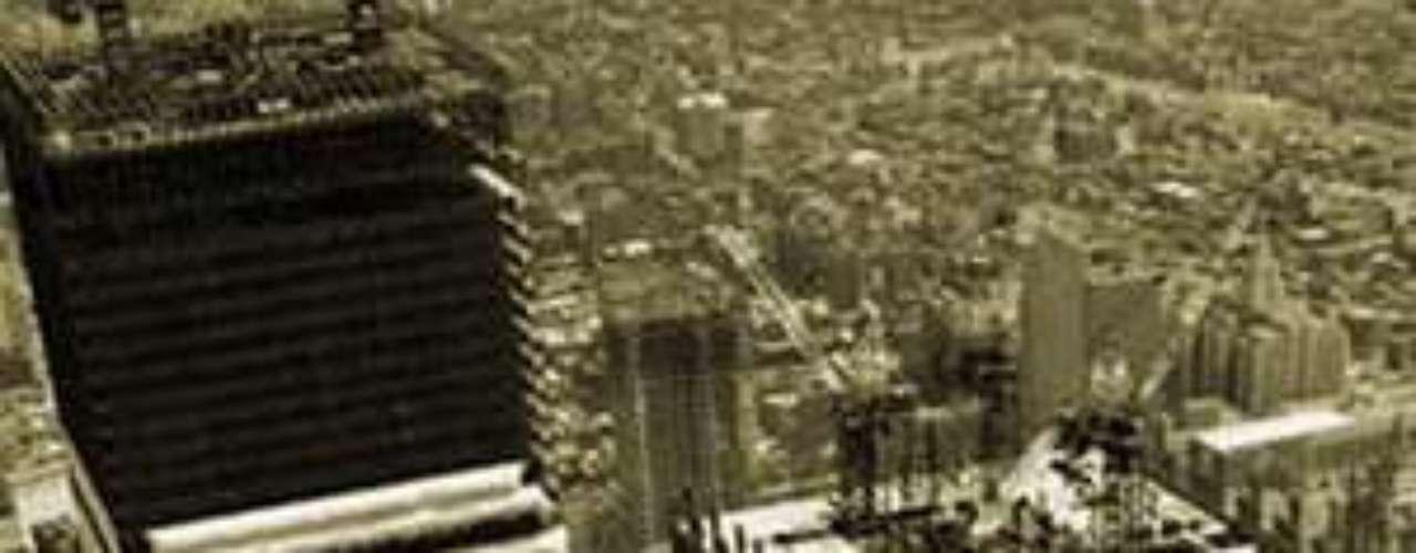 En 1946 nació la idea de crear World Trade Center para estimular la renovación urbana del Bajo Manhattan.