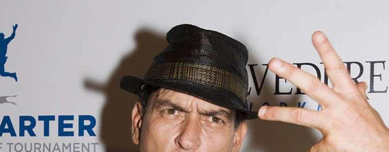 El nombre verdadero de la estrella de 'Two and a Half Men' es Carlos Irwin Estevez.