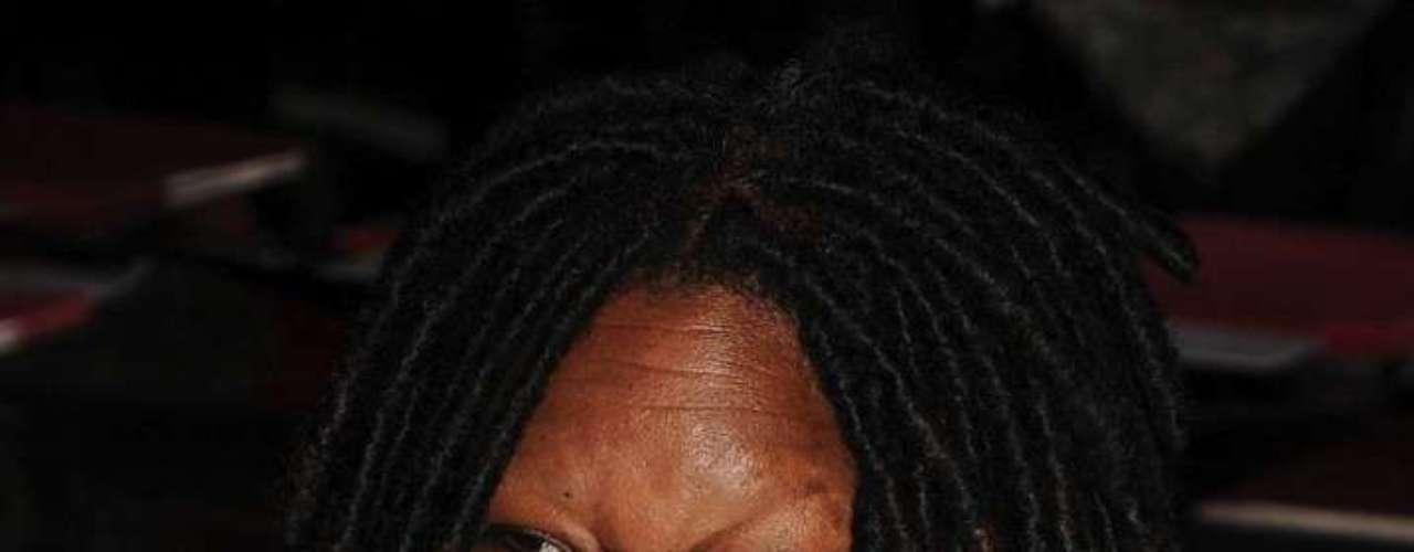 Caryn Elaine Johnson es el nombre real de la actriz afroamericana Whoopie Goldberg.