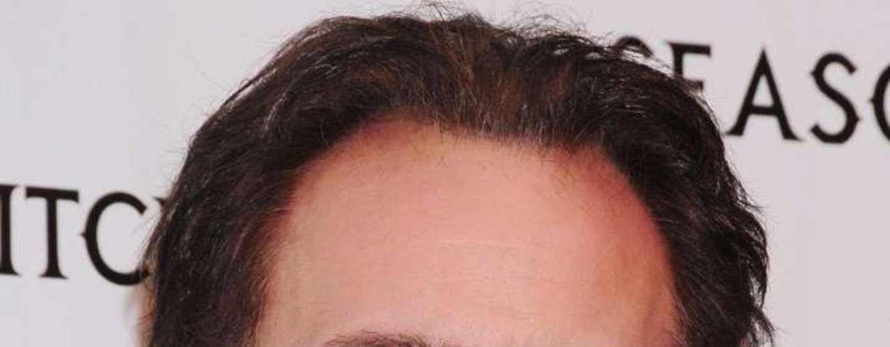 El actor Nicolas Kim Coppola se quitó sus apellidos para hacerse llamar solamente Nicolas Cage.