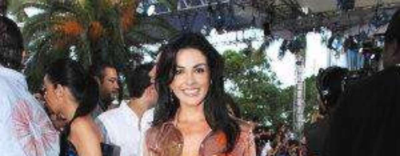La actriz y cantante, cuyos inicios se dieron en los grupos \