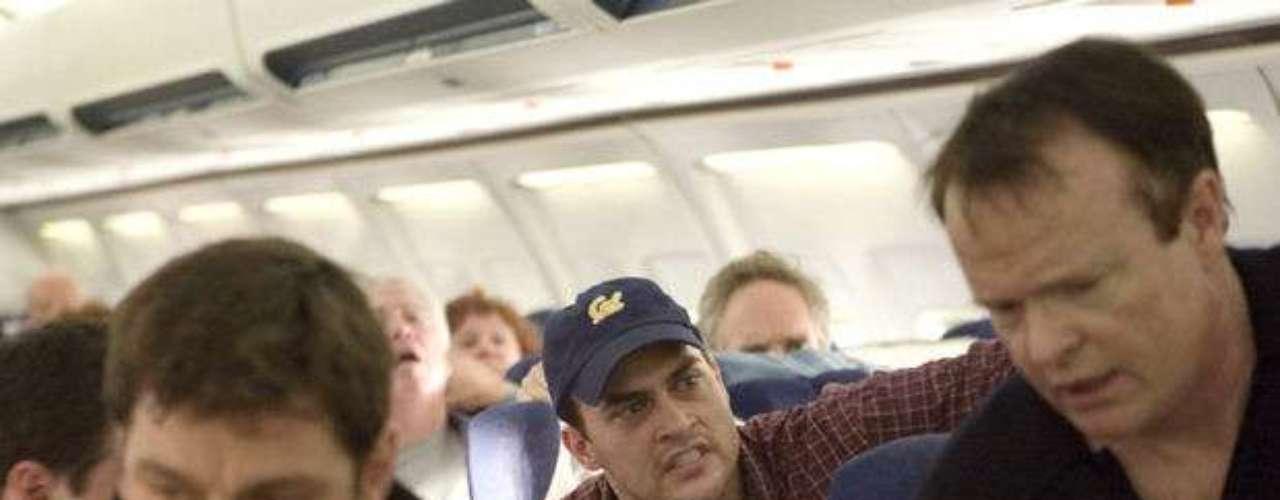 United 93 (2006). Recordado filme dirigido por Paul Greengrass.