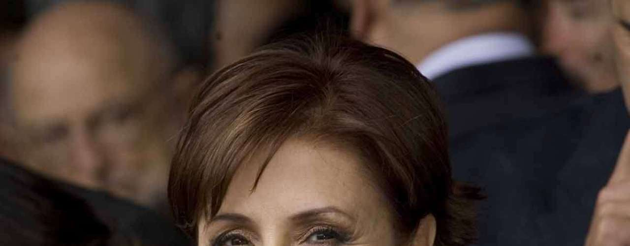 Rosario Robles, ex Jefa de Gobierno del DF.