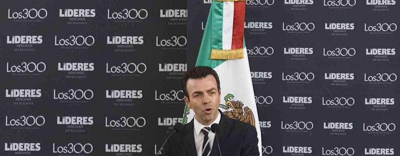 Alejandro Ramírez, Director General de Cinépolis.