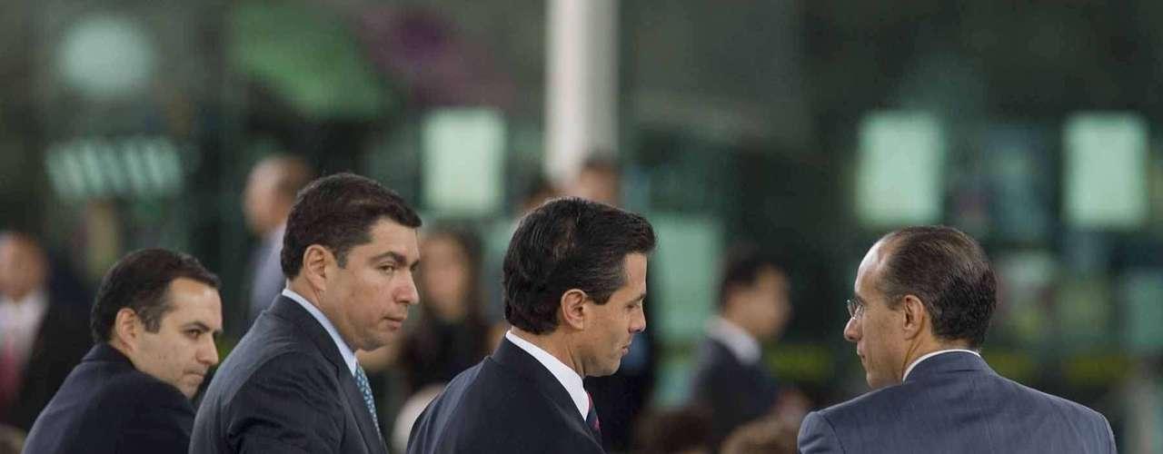 Enrique Peña Nieto, político emanado del Partido Revolucionario Institucional (PRI) explicó cada uno de esos atributos, tras lo cual refrendó su disposición por alcanzar acuerdos y motivar la participación social.