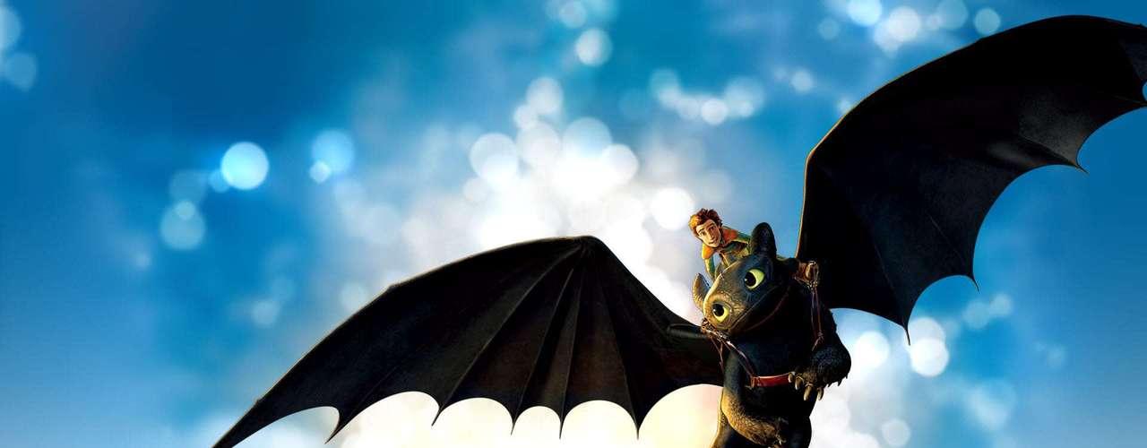 Cómo entrenar a tu dragón 2 y 3: Las cintas dirigidas por Dean DeBlois se convertirán en una trilogía. Estrenos: Junio 2014 y Junio 2016.