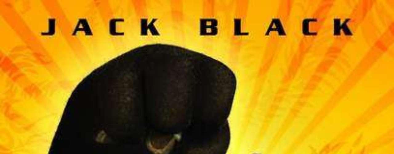 Kunf Fu Panda 3: Tercera parte de la cinta en la que pone la voz Jack Black. Estreno: Junio 2016