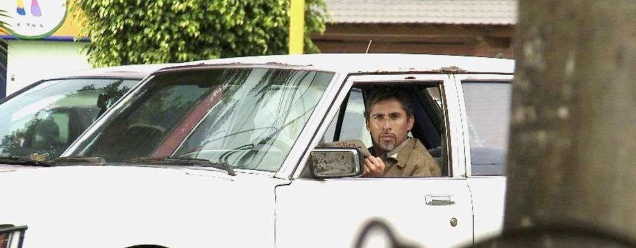 Imagen del documental 1509 Operación Victoria, donde se recrea la vigilancia del agente Bonilla