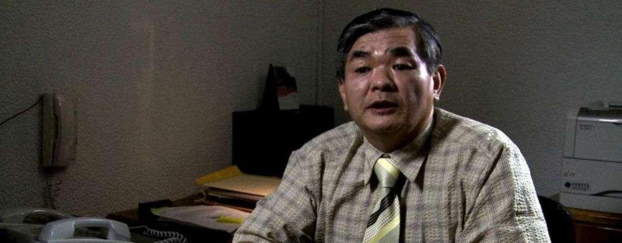 Marco Miyashiro, uno de los directores del GEIN