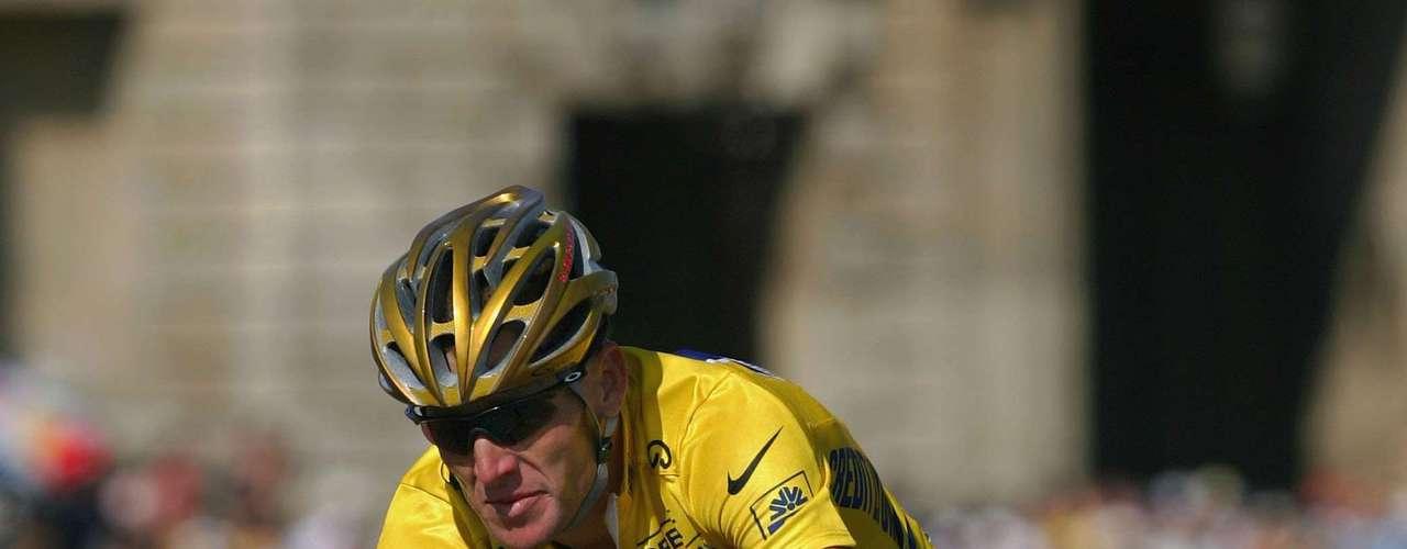 Lance Armstrong, ganador del Tour de Francia, fue diagnosticado en 1996 con cáncer  testicular. Tras dos años de quimioterapia, la enfermedad desapareció y Armstrong volvió a las pistas, y a partir de 1999 se convirtió en el mejor ciclista del mundo, ganó 7 veces consecutivas el Tour de Francia.