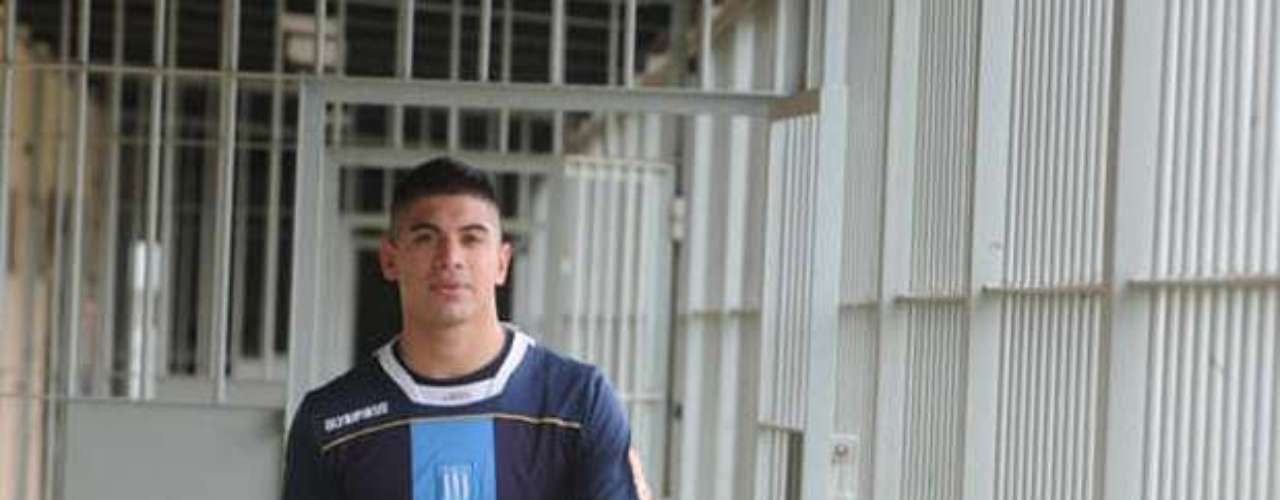In the youth ranks of Racing de Avellaneda, in Argentina, Brian Risso Patron was charged with murder after shooting a rival gang member.