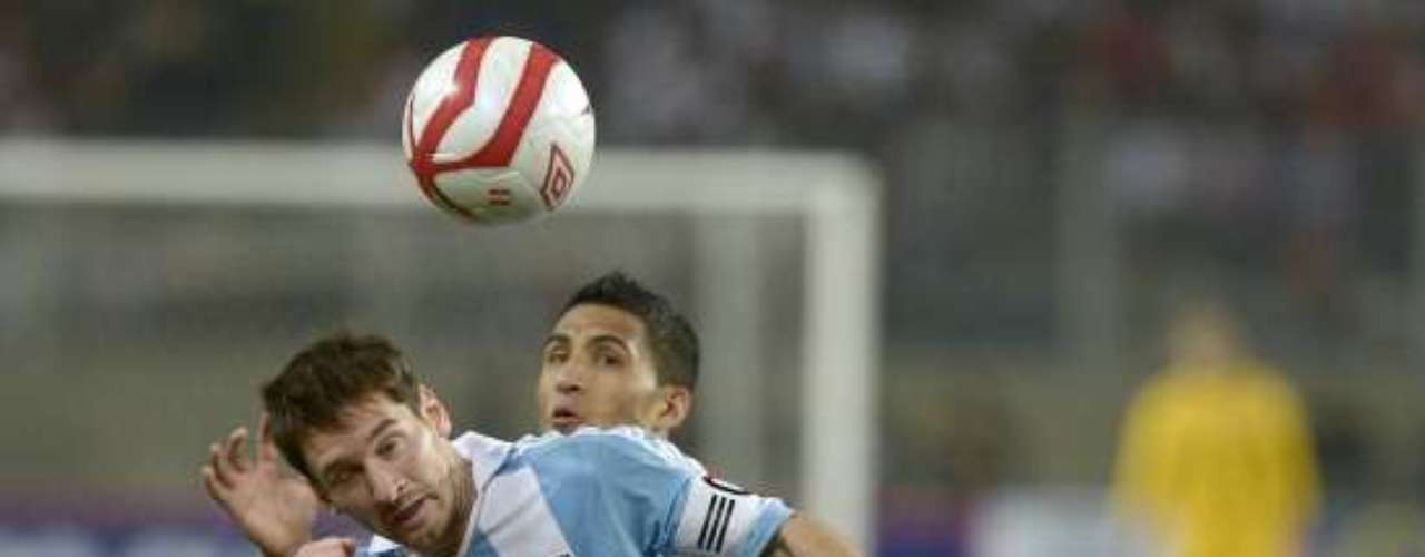 Eso sí, a pesar del empate la prensa argentina fue dura con Messi la cual dijo que fue el partido más flojo de la figura en estas eliminatorias al Mundial 2014