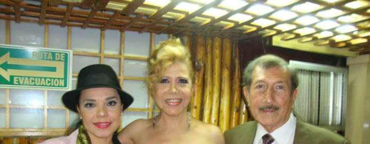 Julia Palma debe estar bien contenta, pues fue elegida como la \