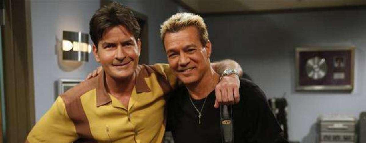 Eddie Van Halen en \