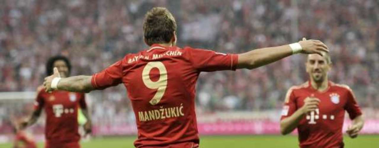 Sábado 15 de septiembre - En duelo de la tercera fecha de la Bundesliga el Bayern Munich recibe al Mainz