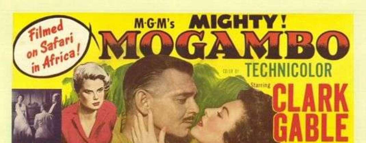 Con Mogambo (1953) de John Ford logró su primera candidatura al Oscar como mejor actriz de reparto. Más allá de la magnética presencia de Ava Gardner, el film ha pasado a la historia del anecdotario cinematográfico gracias a la intervención de la censura española en el doblaje, que para evitar una relación adúltera entre los personajes de Grace Kelly y Donald Sinden los convirtió en hermanos
