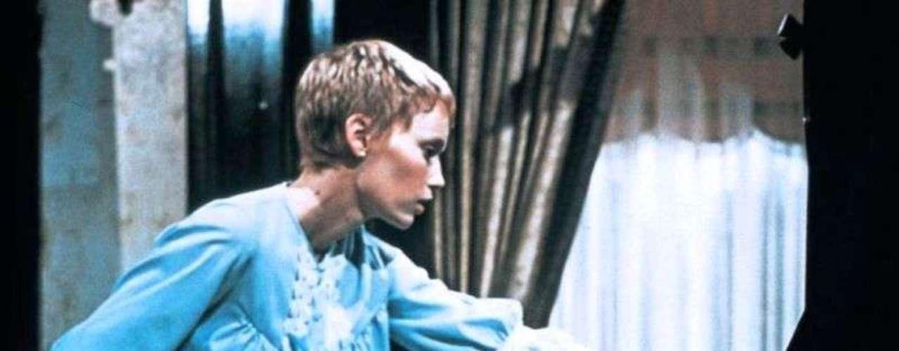 Rosemary's Baby (1968, Roman Polanski). La peor pesadilla de toda mujer embarazada toma forma en esta adaptación de la novela de Ira Levin: estar esperando un hijo del Diablo. La controversia de la cinta, además de la forma en que se mezcla la adoración por Satanás con la fama y la riqueza entre judíos en Nueva York, radicó en la violación de Rosemary por un demonio y en que unos años más tarde, la esposa del director del filme, Sharon Tate, sería asesinada por parte de un culto satánico liderado por Charles Manson en una operación que se hizo llamar \