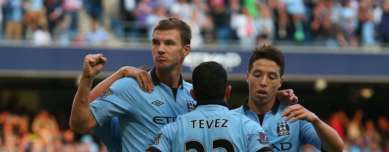 Sábado 14 de septiembre - El campeón Manchester City se mide al Stoke City en campo ajeno