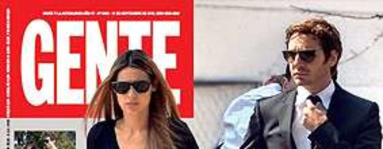 El doloroso adios a Blanquita. Desde Chile, la tragedia que envolvió a la familia de la modelo y el actor, y terminó con la muerte de su pequeña hija Blanca.