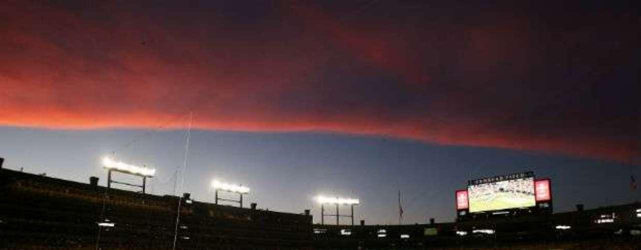 Como ya es tradición, una gran entrada y panorámica espectacular fueron ingredientes para el duelo en el Lambeau Field.