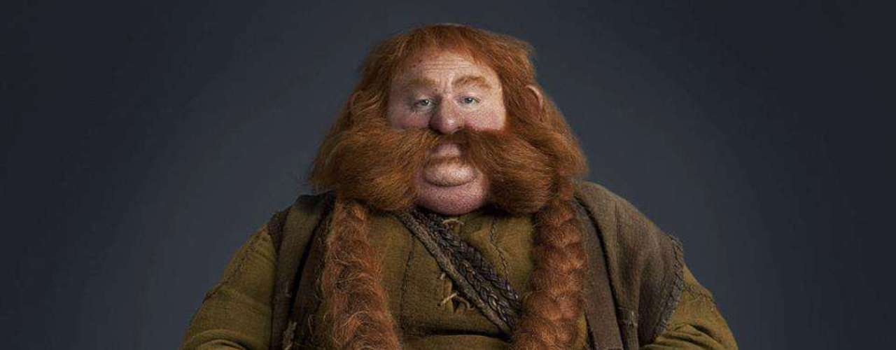 Bombur - en Middle Earth.