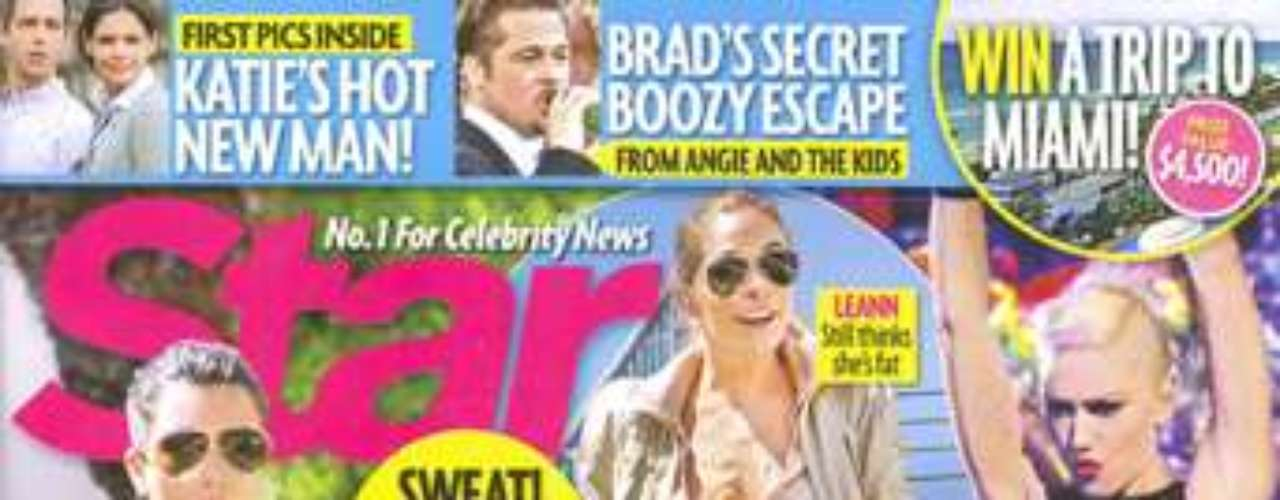 Oooh, this one's juicy, honey.  Star dishes on all the celebs' alleged eating problems and about how Jessica Simpson got \