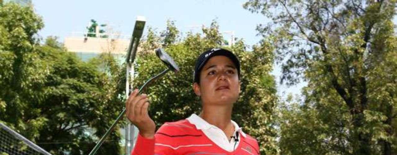 Lorena Ochoa.- la mejor golfista del mundo por algunos años; Ochoa ganó varios torneos importantes de la LPGA Tour. Es considerada como la mejor de todos los tiempos en México.