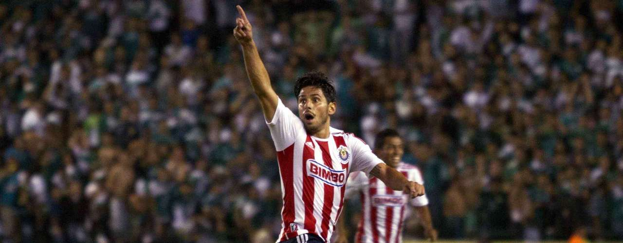 Chivas newest addition has three goals so far in the tournament.