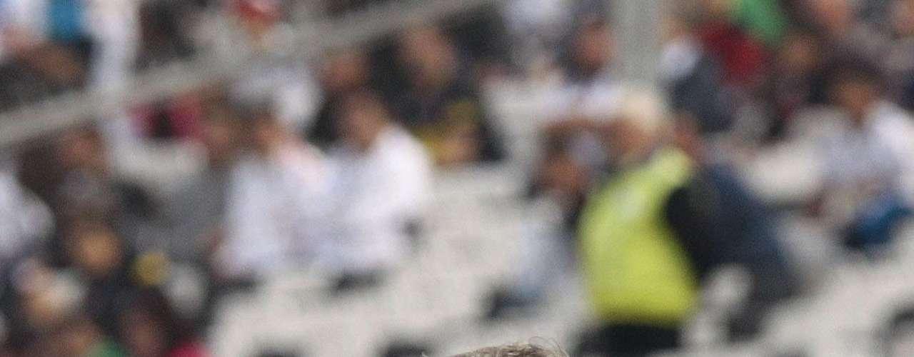 El árbitro del partido es el juez Claudio Puga.