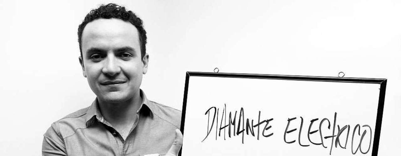 Diamante Eléctrico es la banda colombiana que Fonseca recomienda para oír.