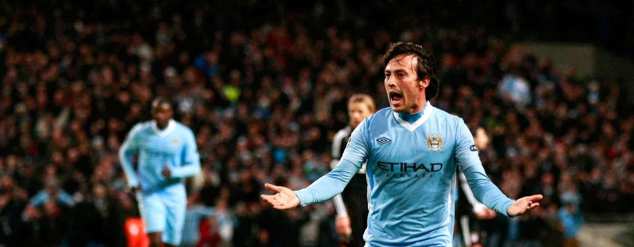 David Silva (Spain - Manchester City)