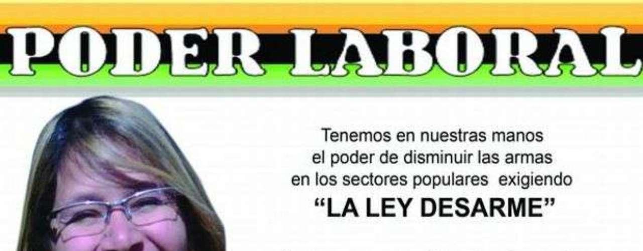 Entre todos los programas de gobierno de la campaña electoral venezolana, la propuesta que más llama a atención, sin duda, es la de la candidata Reina Sequera. \