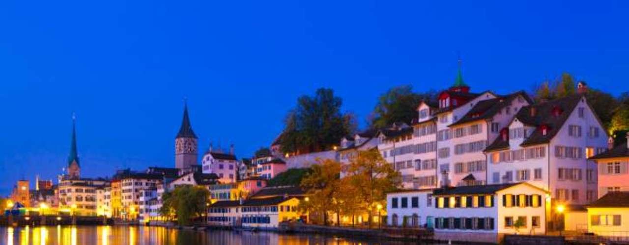 Zúrich, Ginebra y Copenhague como los lugares donde los salarios son más elevados, aunque esta última ciudad sale de los primeros tres lugares y es reemplazada por Luxemburgo si se consideran los salarios una vez deducidos los impuestos y contribuciones sociales.