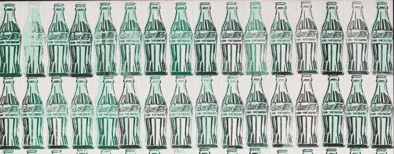 'Green Coca-Cola Bottles' - Pintura, fotografía, escultura, vídeo, performances, instalaciones, escritura: Warhol utilizó quizás como nadie un amplio abanico de medios de expresión artística para crear su mundo.