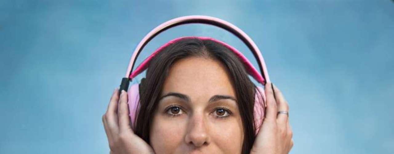 Julieta Pink. Es locutora y conduce Metro y medio con Sebastián Wainraich en Radio Metro.