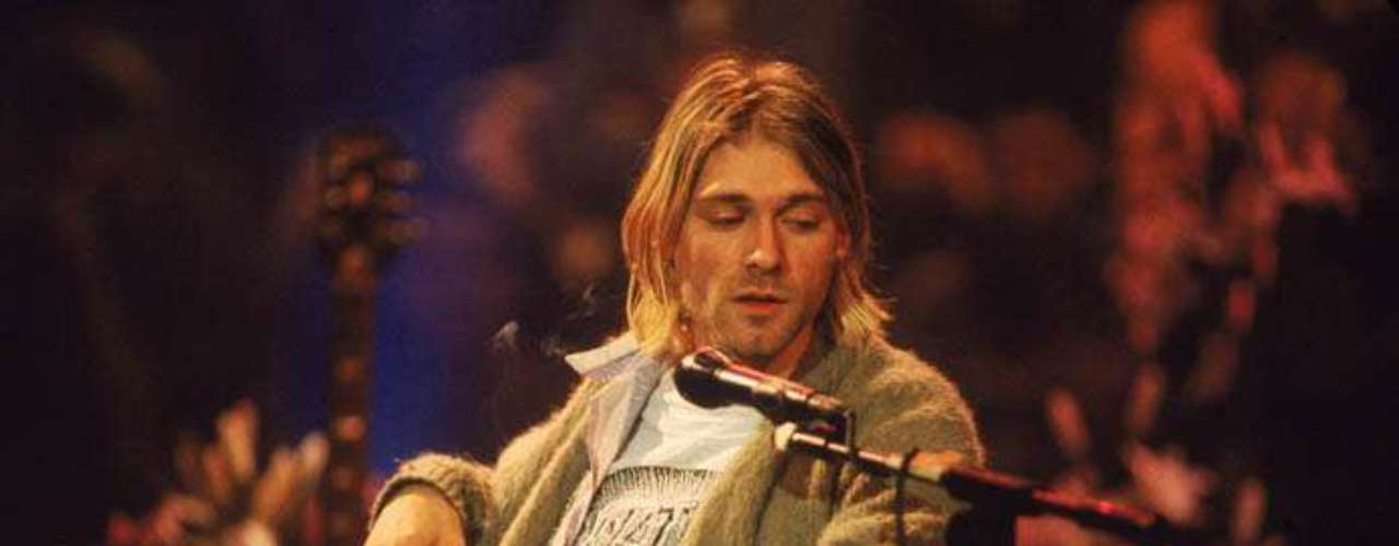5. Kurt Cobain