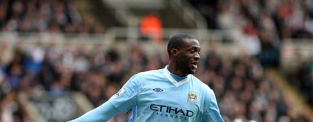 Yaya Touré (Ivory Coast - Manchester City)