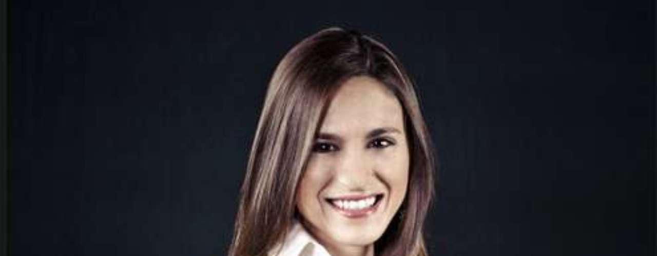 Sofía Caram. Periodista, locutora nacional, conductora de Boquitas pintadas en AM 750 y cronista en 360 TV.