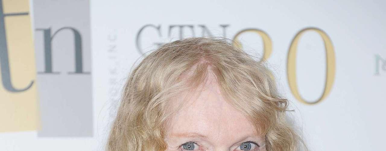 Mia Farrow se enamoró de André Previn, un famoso compositor y director de orquesta. Era el comienzo de los años 70 y quedó embarazada de mellizos. Se casaron y se trasladó a Inglaterra. Foto: Getty Images