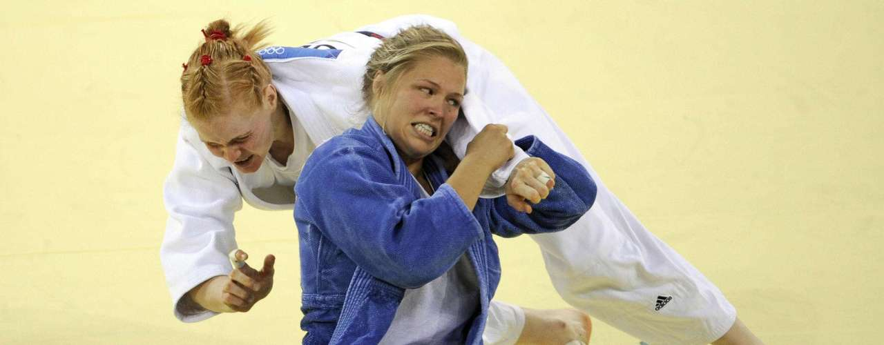 She had also participated in the Athens 2004 Games although she did not medal.