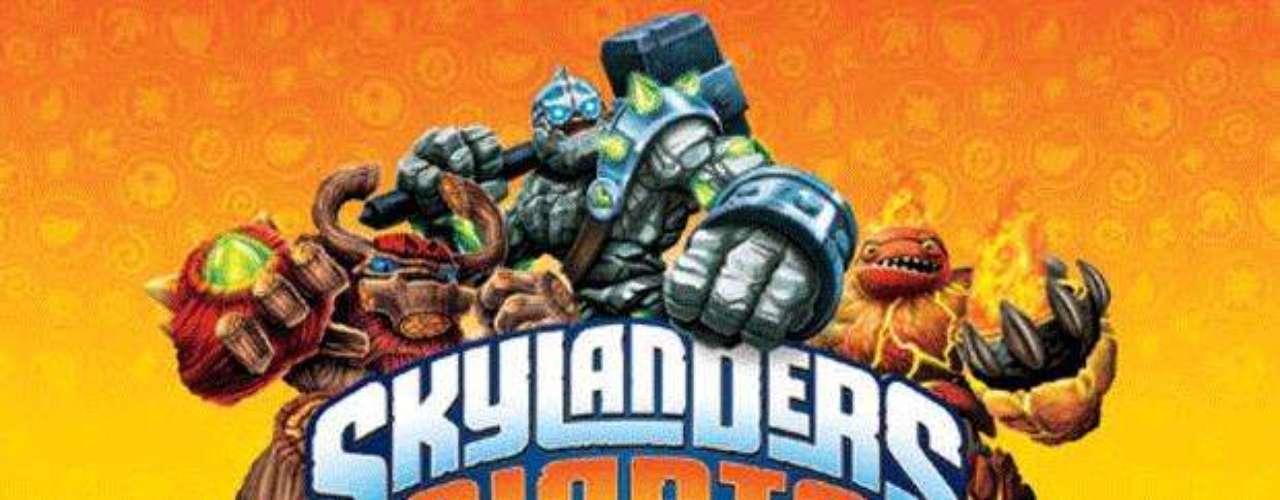 Skylanders Giants Starter Pack from Activision Publishing, Inc. -60 a 75 dólares. Uno de los juegos más esperados del 2012 ya está disponible para pre-ordenarlo online.