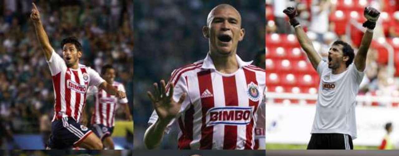 Jugadores a seguir en el duelo Chivas vs. Pumas